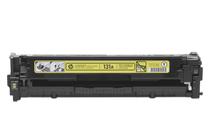 Оригинални тонер касети и тонери за цветни лазерни принтери » Тонер HP 131A за M251/M276, Yellow (1.8K)