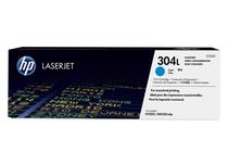 Оригинални тонер касети и тонери за цветни лазерни принтери » Тонер HP 304L за CP2025/CM2320, Cyan (1.4K)
