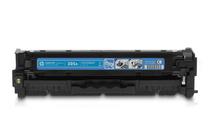 Оригинални тонер касети и тонери за цветни лазерни принтери » Тонер HP 305A за M375/M451/M475, Cyan (2.6K)