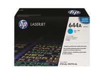Оригинални тонер касети и тонери за цветни лазерни принтери » Тонер HP 644A за 4730/CM4730, Cyan (12K)