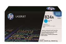 Оригинални тонер касети и тонери за цветни лазерни принтери » Барабан HP 824A за CP6015/CM6030, Cyan (35K)