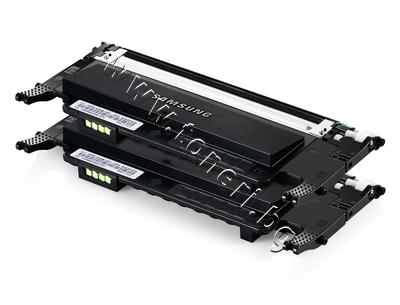 SU381A Тонер Samsung CLT-P4072B за CLP-320/CLX-3180 2-pack, Black (2x1.5K)