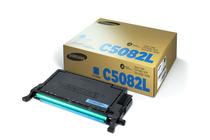 Оригинални тонер касети и тонери за цветни лазерни принтери » Тонер Samsung CLT-C5082L за CLP-620/670/CLX-6220, Cyan (4K)