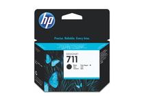 Оригинални мастила и глави за широкоформатни принтери » Мастило HP 711, Black (80 ml)
