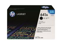 Оригинални тонер касети и тонери за цветни лазерни принтери » Тонер HP 641A за 4600/4650, Black (9K)