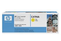 Оригинални тонер касети и тонери за цветни лазерни принтери » Тонер HP за 4500/4550, Yellow (6K)