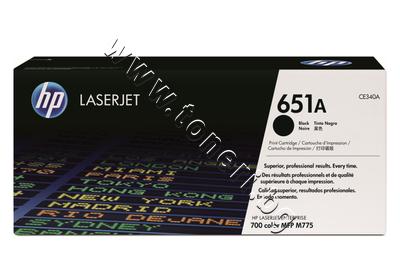 CE340A Тонер HP 651A за M775, Black (13.5K)