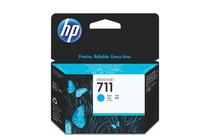 Оригинални мастила и глави за широкоформатни принтери » Мастило HP 711, Cyan (29 ml)