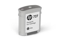 Оригинални мастила и глави за широкоформатни принтери » Мастило HP 727, Grey (40 ml)