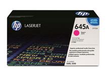Оригинални тонер касети и тонери за цветни лазерни принтери » Тонер HP 645A за 5500/5550, Magenta (12K)