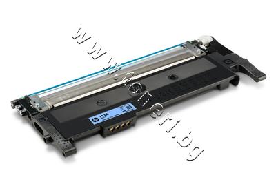 W2071A Тонер HP 117A за 150/178/179, Cyan (0.7K)