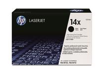 Оригинални тонер касети и тонери за лазерни принтери » Тонер HP 14X за M712/M725 (17.5K)