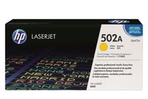 Оригинални тонер касети и тонери за цветни лазерни принтери » Тонер HP 502A за 3600, Yellow (4K)
