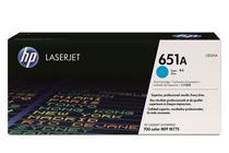Оригинални тонер касети и тонери за цветни лазерни принтери » Тонер HP 651A за M775, Cyan (16K)
