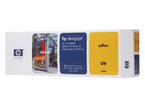 Оригинални мастила и глави за широкоформатни принтери » Комплект за DJ CP UV, Yellow (410 ml)