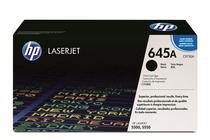 Оригинални тонер касети и тонери за цветни лазерни принтери » Тонер HP 645A за 5500/5550, Black (13K)