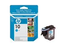 Оригинални мастила и глави за мастиленоструйни принтери » Глава HP 10, Cyan