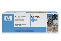 Оригинални тонер касети и тонери за цветни лазерни принтери » Тонер HP за 4500/4550, Cyan (6K)