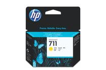 Оригинални мастила и глави за широкоформатни принтери » Мастило HP 711, Yellow (29 ml)