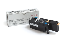 Оригинални тонер касети и тонери за цветни лазерни принтери » Тонер Xerox 106R02760 за 6020/6022/6025/6027, Cyan (1K)