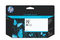 Оригинални мастила и глави за широкоформатни принтери » Мастило HP 72, Grey (130 ml)