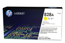 Оригинални тонер касети и тонери за цветни лазерни принтери » Барабан HP 828A за M855/M880, Yellow (30K)