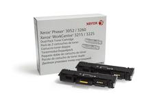 Оригинални тонер касети и тонери за лазерни принтери » Тонер Xerox 106R02782 за 3052/3215/3225/3260 2-pack (2x3K)