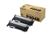 Оригинални тонер касети и тонери за цветни лазерни принтери » Тонер Samsung CLT-P404B за SL-C430/C480 2-pack, Black (2x1.5K)