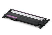 Оригинални тонер касети и тонери за цветни лазерни принтери » Тонер Samsung CLT-M406S за SL-C410/C460, Magenta (1K)