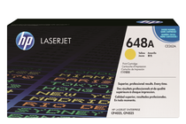 Оригинални тонер касети и тонери за цветни лазерни принтери » Тонер HP 648A за CP4025/CP4525, Yellow (11K)