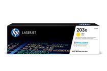 Оригинални тонер касети и тонери за цветни лазерни принтери » Тонер HP 203X за M254/M280/M281, Yellow (2.5K)