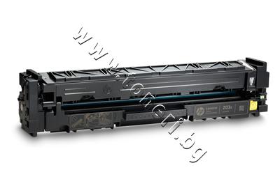 CF542X Тонер HP 203X за M254/M280/M281, Yellow (2.5K)