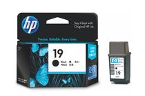 Оригинални мастила и глави за мастиленоструйни принтери » Касета HP 19, Black