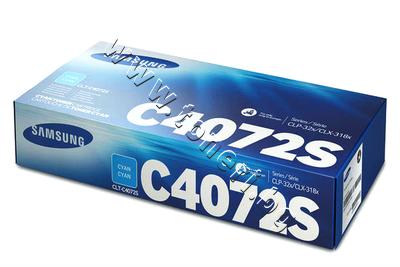 ST994A Тонер Samsung CLT-C4072S за CLP-320/CLX-3180, Cyan (1K)