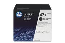 Оригинални тонер касети и тонери за лазерни принтери » Тонер HP 42X за 4250/4350 2-pack (2x20K)