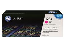 Оригинални тонер касети и тонери за цветни лазерни принтери » Тонер HP 123A за 2550/2800, Magenta (2K)