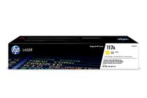Оригинални тонер касети и тонери за цветни лазерни принтери » Тонер HP 117A за 150/178/179, Yellow (0.7K)