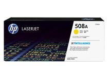 Оригинални тонер касети и тонери за цветни лазерни принтери » Тонер HP 508A за M552/M553/M577, Yellow (5K)