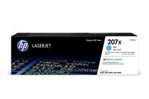 Оригинални тонер касети и тонери за цветни лазерни принтери » Тонер HP 207X за M255/M282/M283, Cyan (2.5K)