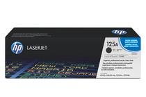 Оригинални тонер касети и тонери за цветни лазерни принтери » Тонер HP 125A за CP1215/CM1312, Black (2.2K)