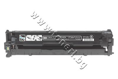 CB540A Тонер HP 125A за CP1215/CM1312, Black (2.2K)
