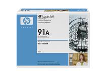 Оригинални тонер касети и тонери за лазерни принтери » Тонер HP 91A за IIISi/4Si (10.2K)