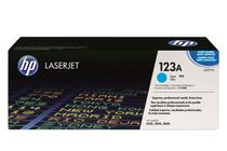 Оригинални тонер касети и тонери за цветни лазерни принтери » Тонер HP 123A за 2550/2800, Cyan (2K)