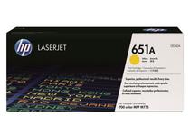 Оригинални тонер касети и тонери за цветни лазерни принтери » Тонер HP 651A за M775, Yellow (16K)