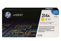 Оригинални тонер касети и тонери за цветни лазерни принтери » Тонер HP 314A за 2700/3000, Yellow (3.5K)