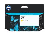 Оригинални мастила и глави за широкоформатни принтери » Мастило HP 72, Yellow (130 ml)