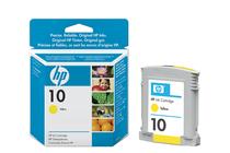 Оригинални мастила и глави за мастиленоструйни принтери » Мастило HP 10, Yellow
