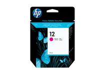 Оригинални мастила и глави за мастиленоструйни принтери » Мастило HP 12, Magenta