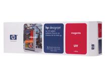 Оригинални мастила и глави за широкоформатни принтери » Комплект за DJ CP UV, Magenta (410 ml)