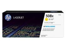 Оригинални тонер касети и тонери за цветни лазерни принтери » Тонер HP 508X за M552/M553/M577, Yellow (9.5K)